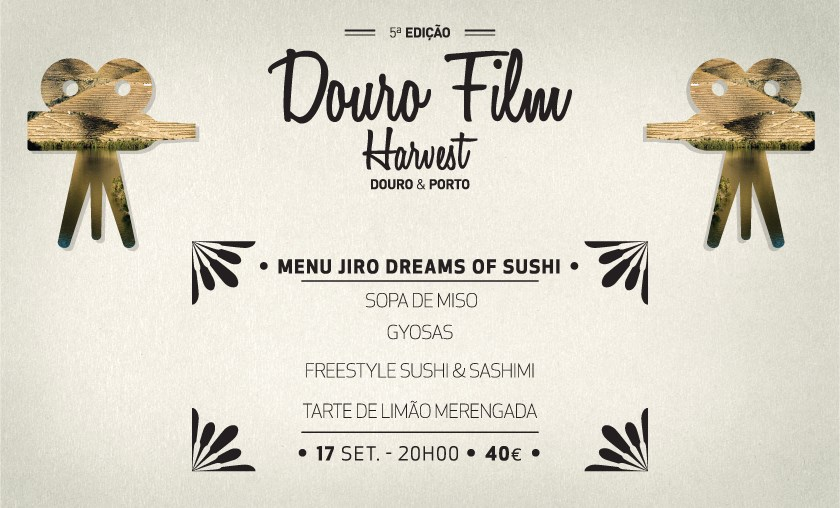 JIRO DREAMS OF SUSHI MENU €40 17 SEPTEMBER